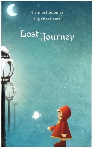 Скриншот Lost Journey (В поисках памяти) для Android
