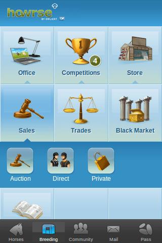 Скриншот Lowadi для Android