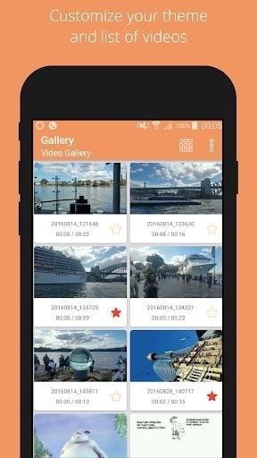 Скриншот Lua Player для Android