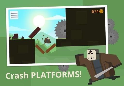 Скриншот Lumber Well для Android