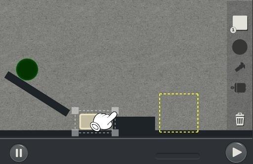 Скриншот Machinery Physics Puzzle для Android