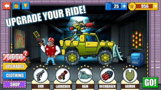 Скриншот Mad Day для Android