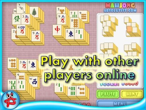 Скриншот Маджонг: Тайные Символы для Android