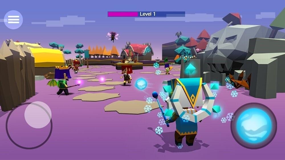 Скриншот Magica.io для Android
