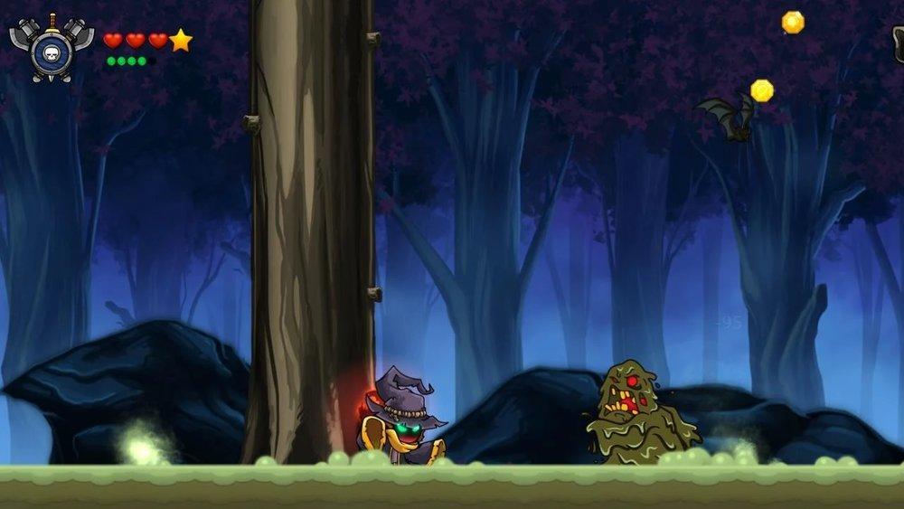 Скриншот Magic Rampage для Android