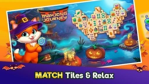 Скриншот Mahjong Journey: Путешествие для Android