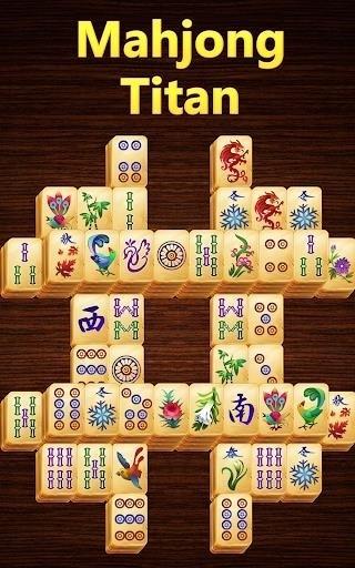 Скриншот Mahjong Titan: Маджонг для Android