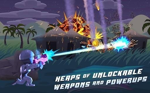 Скриншот Major Mayhem для Android