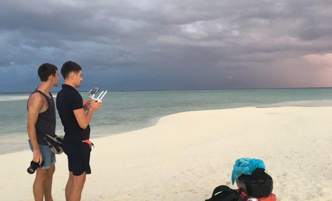 Приложения для поездки на Мальдивы