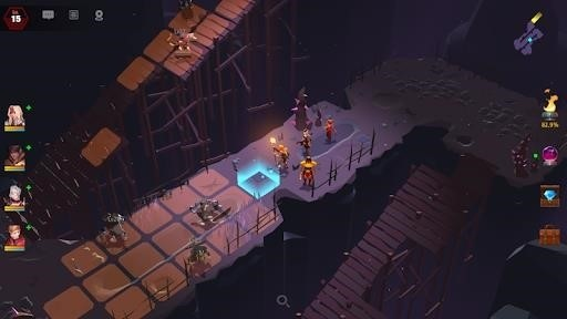 Скриншот Man or Vampire для Android