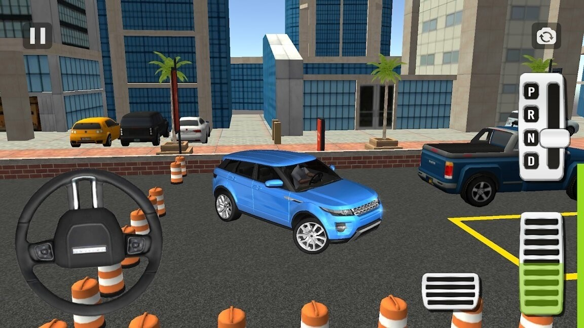 Скриншот Master of Parking: SUV для Android