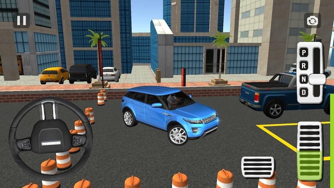 Скриншот Master of Parking: SUV для Android