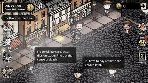 Скриншот MazM: Jekyll and Hyde для Android