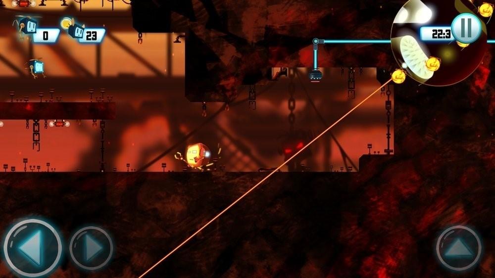 Скриншот Mechanic Escape для Android