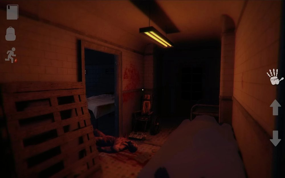 Скриншот Mental hospital 5 для Android