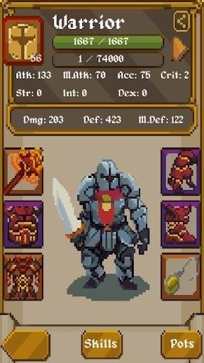 Скриншот Merchant для Android