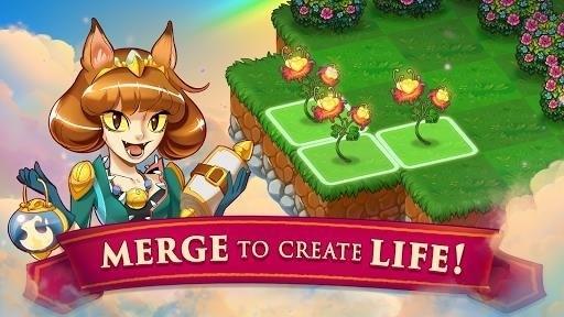 Скриншот Merge Dragons для Android