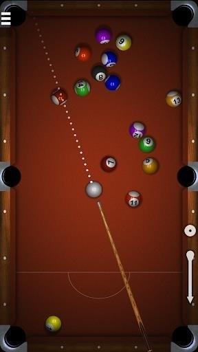 Скриншот Micro Pool для Android