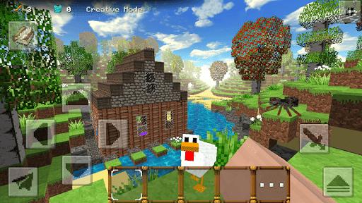 Скриншот MiniCraft 2: Biomes для Android