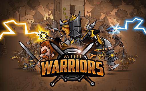 Скриншот Мини Воины / Mini Warriors для Android