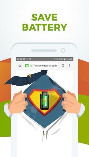 Скриншот MinMinGuard для Android