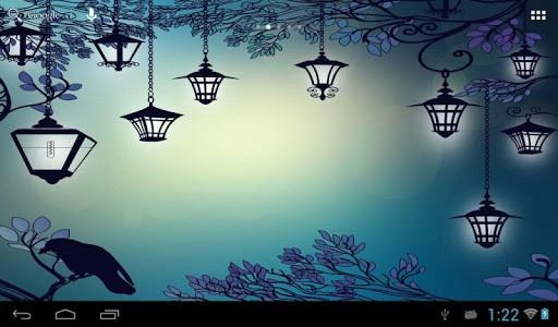 Скриншот Мистическая Ночь для Android
