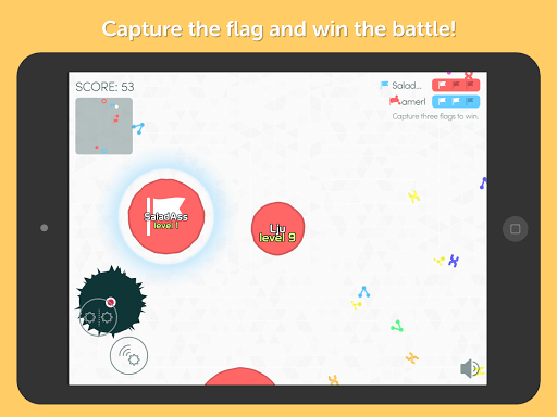 Скриншот Mitosis: The Game для Android