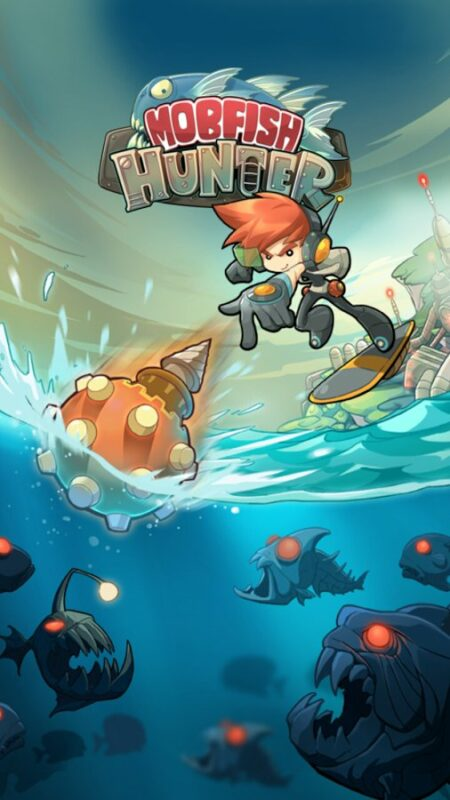Скриншот Mobfish hunter для Android