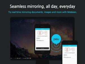 Удалённый Андроид с помощью Mobizen