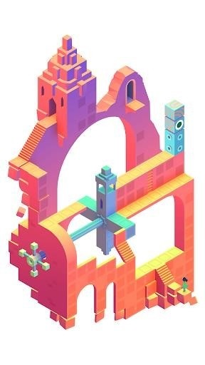 Скриншот Monument Valley 2 для Android