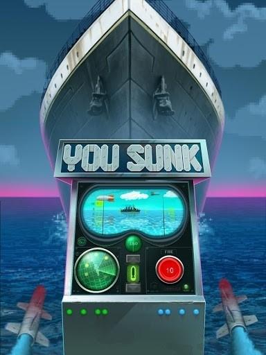 Скриншот Морской Бой — Торпедная Атака для Android