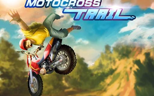 Скриншот Motocross trial — Xtreme bike для Android