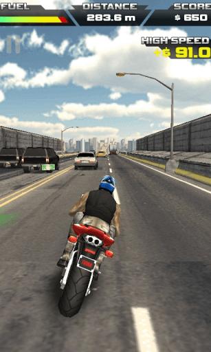 Скриншот MOTO LOKO HD для Android