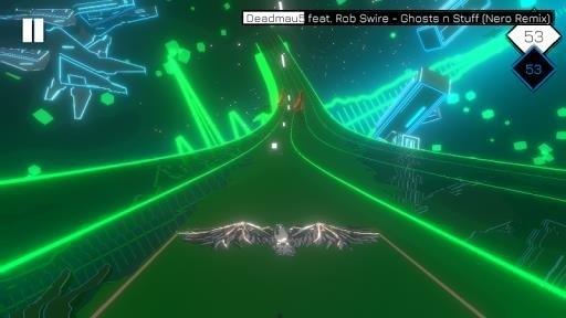 Скриншот Music Racer для Android