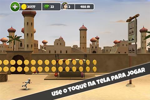 Скриншот Mussoumano Game для Android