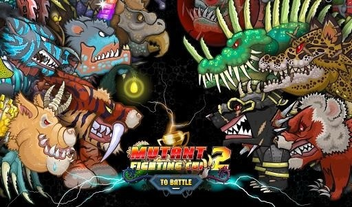 Скриншот Mutant Fighting Cup 2 для Android