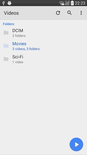 Скриншот MX Player кодек (ARMv7 NEON) для Android