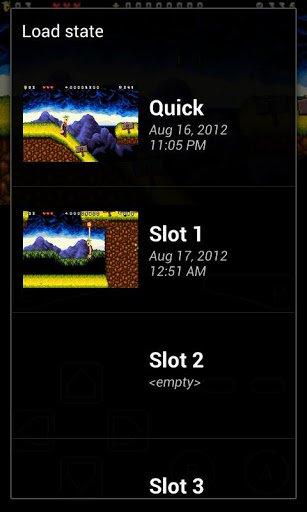 Скриншот My Boy! Free — GBA Emulator для Android