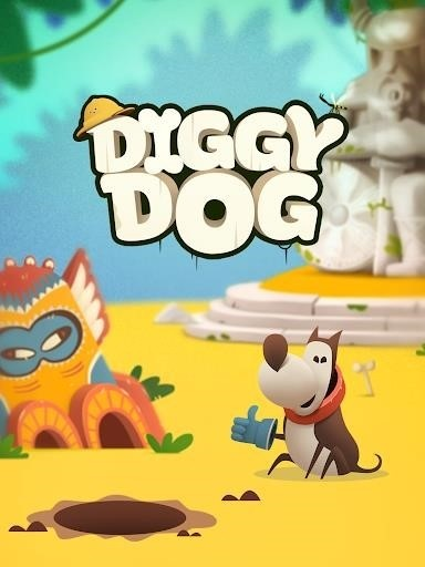 Скриншот My Diggy Dog для Android