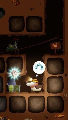 Скриншот My Diggy Dog для Android