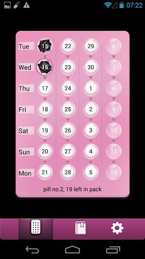 Скриншот myPill® Напоминание для Android