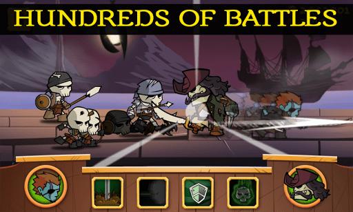 Скриншот Myth of Pirates для Android