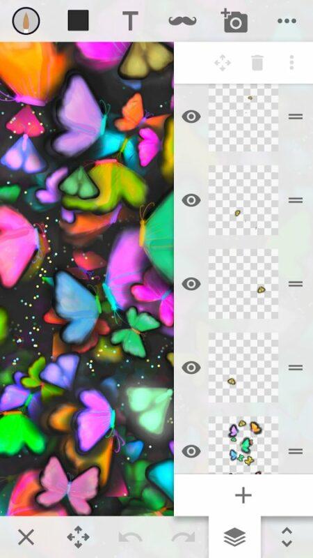Скриншот Набросок для Android
