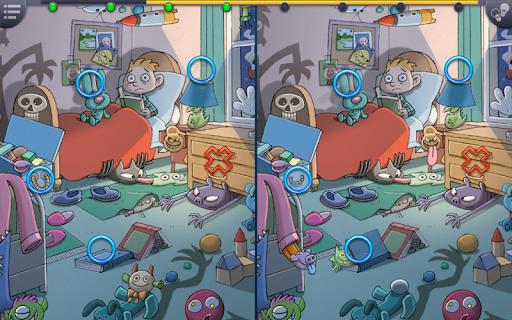 Скриншот Найдите отличия для Android