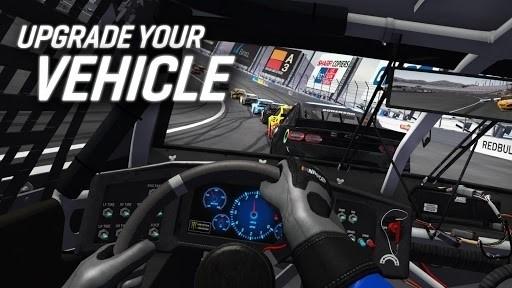 Скриншот NASCAR Heat Mobile для Android