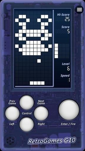 Скриншот Настоящие Ретро Игры для Android
