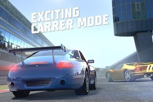 Скриншот Need for Racing: New Speed Car для Android