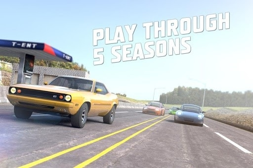 Скриншот Need for Racing: New Speed Car для Android