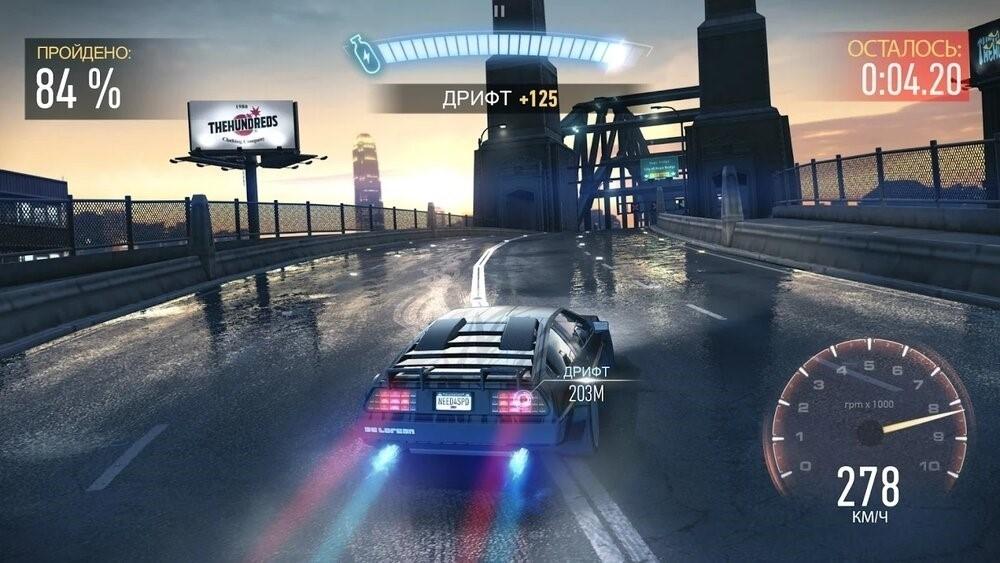 Скриншот Need for Speed: NL Гонки для Android