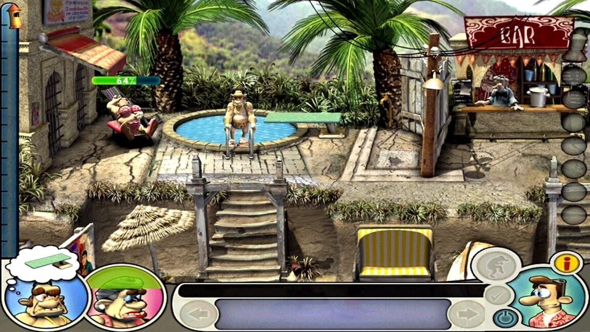 Скриншот Neighbours from Hell: Season 2 для Android